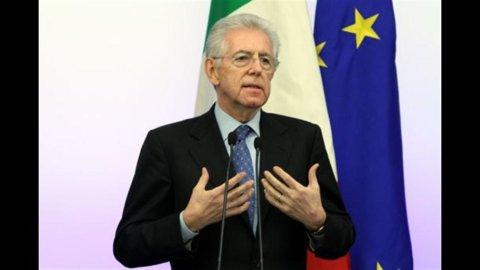 """Monti: """"Sostenibilità futura del Sistema sanitario non è garantita"""""""