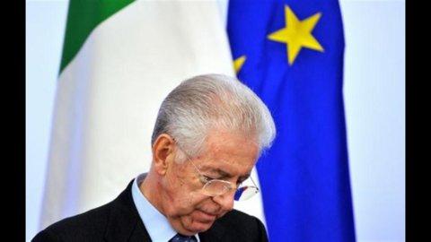Sondaggio Swg: lista Monti al 15,4%, calano i partiti maggiori