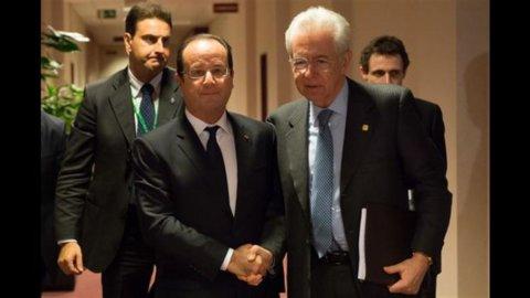 Tav, Monti e Hollande firmano l'accordo