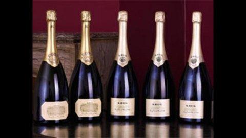Sotheby's, a New York vini rari della Maison Krug