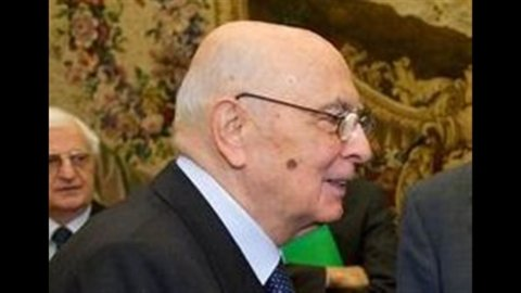 """La Consulta: """"Ha ragione Napolitano"""""""