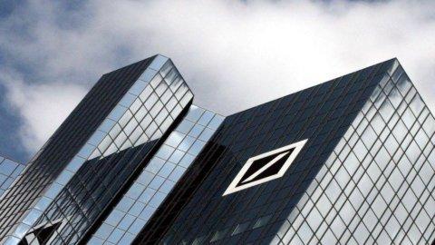 "Deutsche Bank prepara una super ""bad bank"" da 50 miliardi"