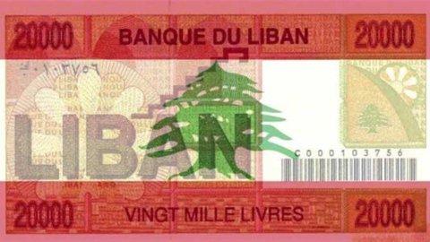 Libano oggi: frenano commercio e costruzioni ma crescono le riserve in valuta