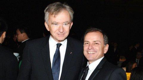 Nomine: Lvmh, Michael Burke ceo di Louis Vuitton