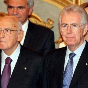 Monti stasera al Colle per le dimissioni