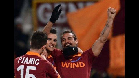 Milan, rocambolesca sconfitta con la Roma