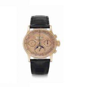 Christie's, orologi all'asta per 12 milioni