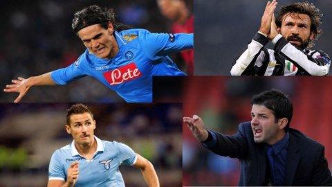 Calcio, le pagelle del 2012: Juventus (quasi) perfetta, sorpresa Lazio, delusione Milan