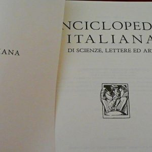 Treccani, il libro dell'anno 2012