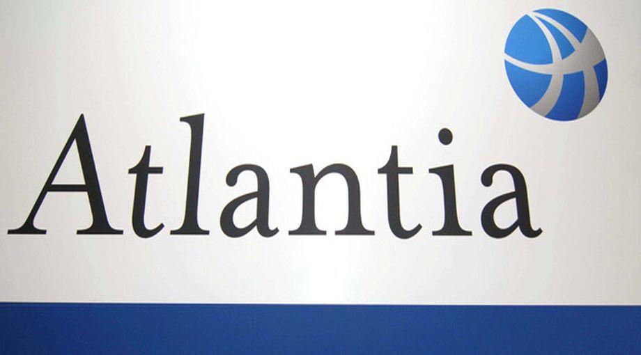 Scritta e Logo Atlantia
