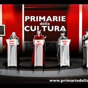 Primarie della Cultura, 15 punti da votare online