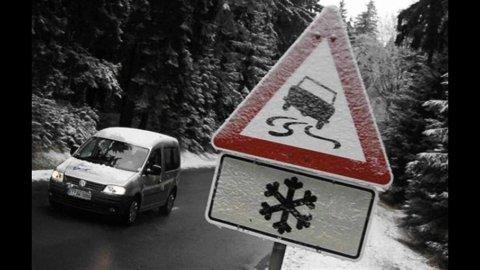 Meteo, arriva il ciclone siberiano Morgana: freddo e neve fino al 20 gennaio