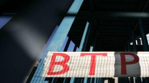 Tesoro: collocati 7 miliardi Btp, tassi in calo