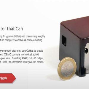 CuBox Pro, il futuro del pc è in 5 centimetri