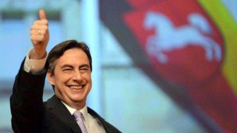 Germania: bassa Sassonia al voto, la Spd spera