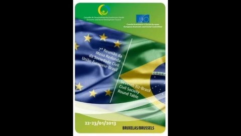 UE: surplus nell'interscambio con il Brasile