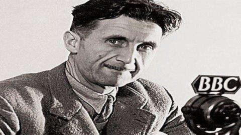 Al via in Gran Bretagna le celebrazioni di George Orwell