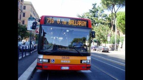 Trasporti, sciopero di 24 ore a Roma venerdì 25