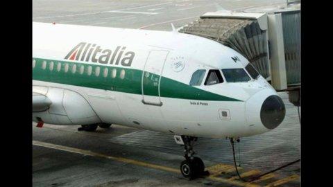 Alitalia, oggi sciopero dalle 12 alle 16