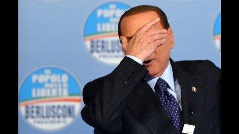Berlusconi rivaluta Mussolini: è bufera