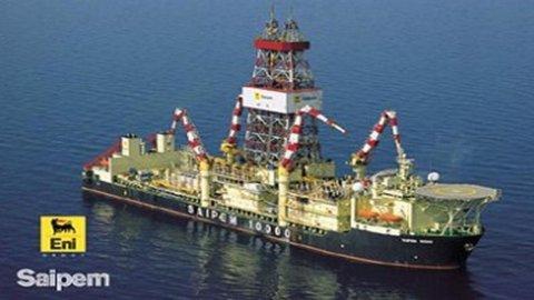 Saipem: contratti da 1,1 miliardi in Egitto e Angola