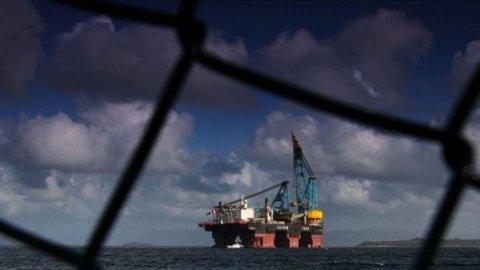 Saipem crolla in Borsa: timori su aumento di capitale