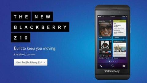 Blackberry, presentati i due nuovi modelli del rilancio
