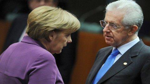 Monti: ridurre contributo italiano a Ue