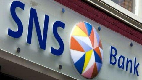 Olanda: lo Stato nazionalizza Sns Reaal, quarta banca del Paese