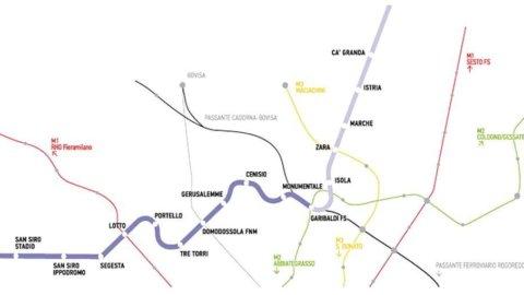 Expo 2015, a Milano apre la prima tratta della nuova Metro 5