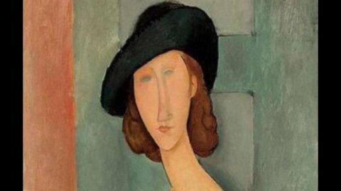 Christie's: 42 milioni di dollari per il ritratto dell'amata di Modigliani