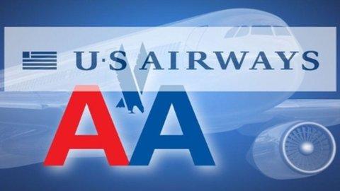 Aerei: ok a fusione tra Us Airways e AA, nasce la prima compagnia al mondo