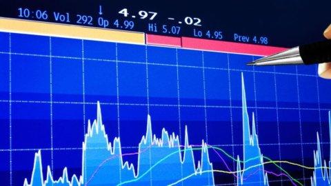 Borsa: vola Mps, cadono Telecom Italia e Fiat