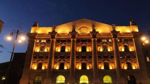 Piazza Affari recupera la parità nel finale: si sgonfia Mediaset, corre Saipem