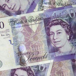 Brexit, BoE: senza accordo sterlina -25% e Pil -10,5%