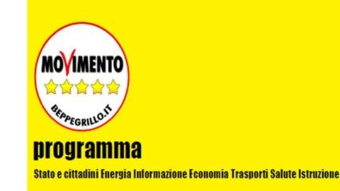 Grillo, il suo programma economico e i suoi sogni