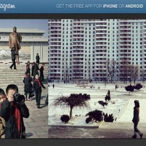 Instagram fa breccia nella Corea del Nord, ma rimane un gioco per stranieri