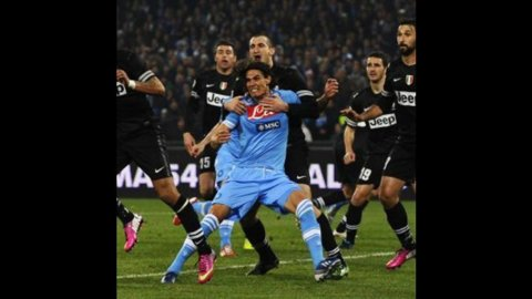 Napoli-Juve finisce 1-1: bianconeri indenni e sempre più vicini allo scudetto