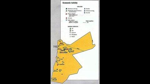 Giordania: inflazione e deficit frenano crescita e occupazione