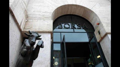 A febbraio il Ftse Mib raddoppia la volatilità: ecco chi sale e chi scende sul listino milanese