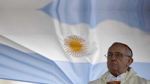 """Papa Francesco: """"Ior necessario fino a un certo punto"""""""