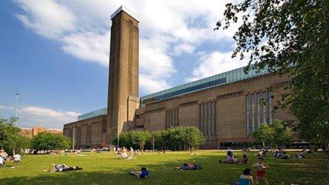 Londra: in cima alla classifica rimangono l'arte Post-War e contemporanea