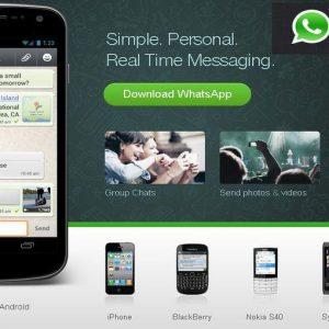 Whatsapp sbarca sul computer