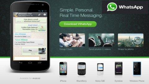 WhatsApp a pagamento? Si, lo è sempre stato