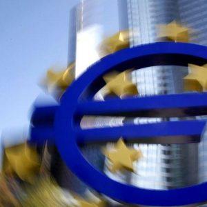 Bce: servizi, Italia maglia nera tra i grandi dell'Eurozona