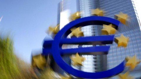 Bce, altra delusione Tltro: assegnati solo 129,8 miliardi