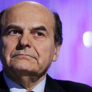 Bersani, l'Italia non merita un governicchio