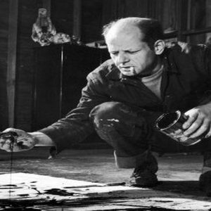 Sotheby's, all'asta a New York una tela monumentale di Jackson Pollock