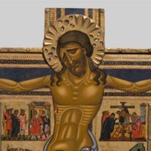 Firenze, restaurati i tre dipinti antichi della Galleria degli Uffizi