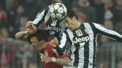 CHAMPIONS LEAGUE – Mediocre Juve, il Bayern la domina e la stende: 2-0